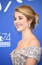 ALICE ISAAZ at Endangered Species Premiere at 74th Venice International Film Festival 08/31/2017