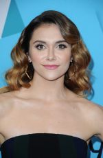 ALYSON STONER at 2017 Streamy Awards in Beverly Hills 09/26/2017