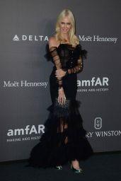 AMANDA CRONIN at Amfar Gala in Milano 09/21/2017