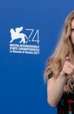 AMANDA SEYFRIED at First Reformed Photocall at 74th Venice Film Festival 08/31/2017