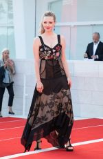 AMANDA SEYFRIED at First Reformed Premiere at 74th Venice International Film Festival 08/31/2017