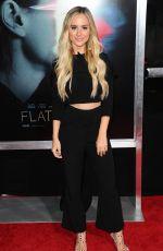 AMANDA STANTON at Flatliners Premiere in Los Angeles 09/27/2017