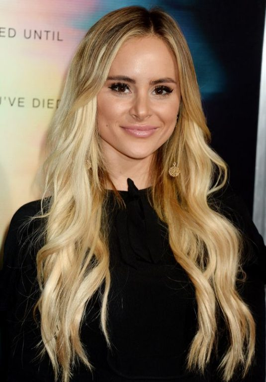 AMANDA STANTON at Flatliners Premiere in Los Angeles 09/27/2017