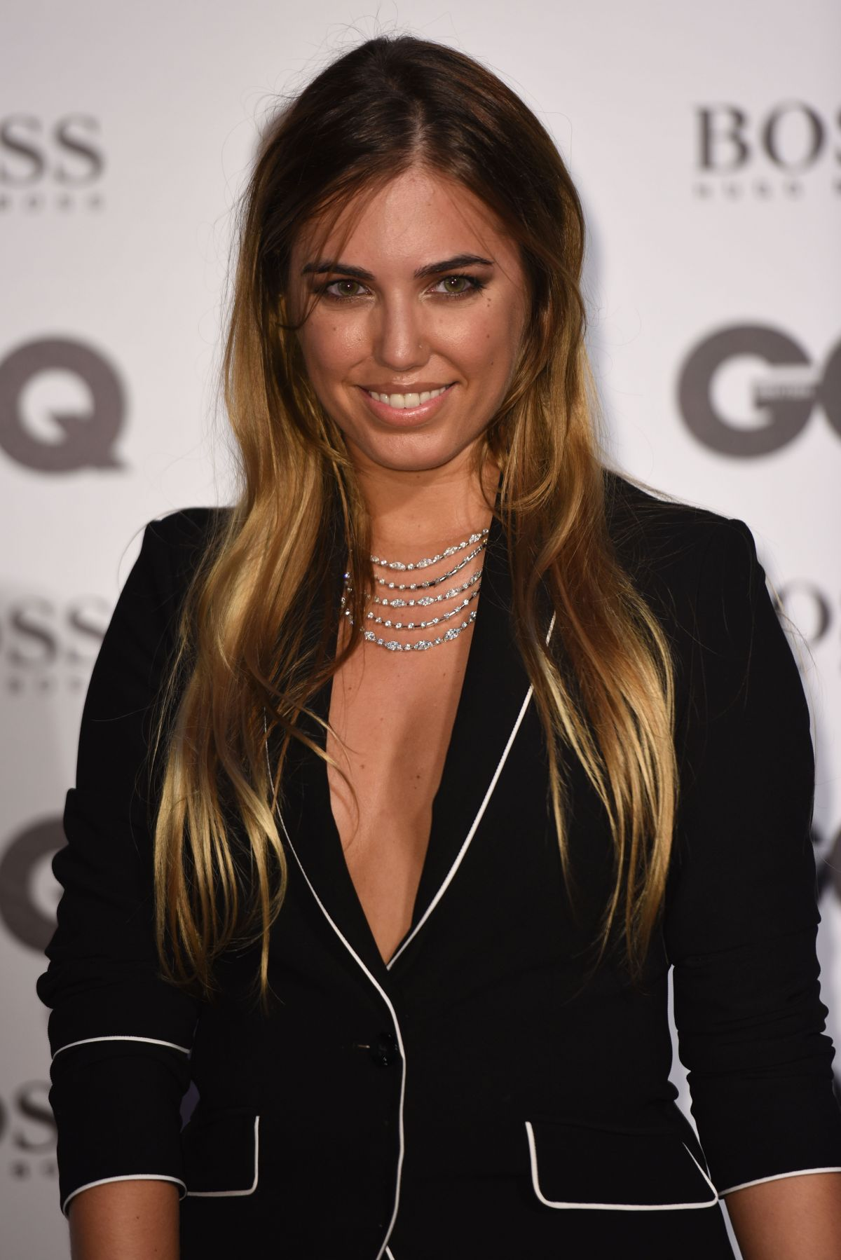 AMBER LE BON at GQ Men of the Year Awards 2017 in London 09/05/2017