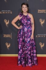AMBER NASH at Creative Arts Emmy Awards in Los Angeles 09/10/2017