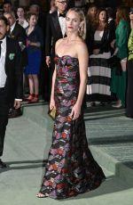 AMBER VALLETTA at Green Carpet Fashion Awards in Milan 09/24/2017