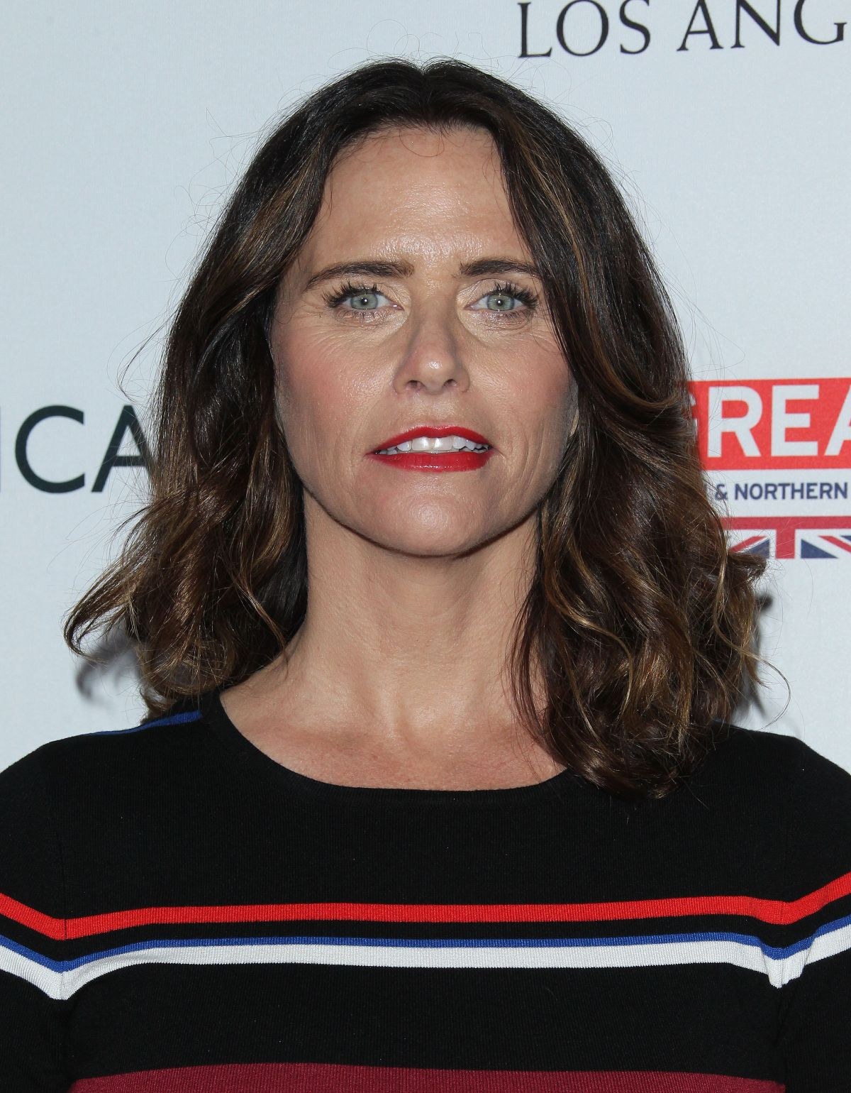 AMY LANDECKER at BBC America Bafta Los Angeles TV Tea Party 09/16/2017