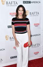 AMY LANDECKER at BBC America Bafta Los Angeles TV Tea Party 09/16/2017