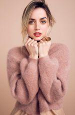 ANA DE ARMAS in Vogue Magazine, Russia October 2017