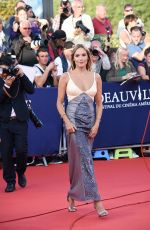 ANA GIRARDOT at Good Time Premiere at 43rd Deauville American Film Festival 09/02/2017