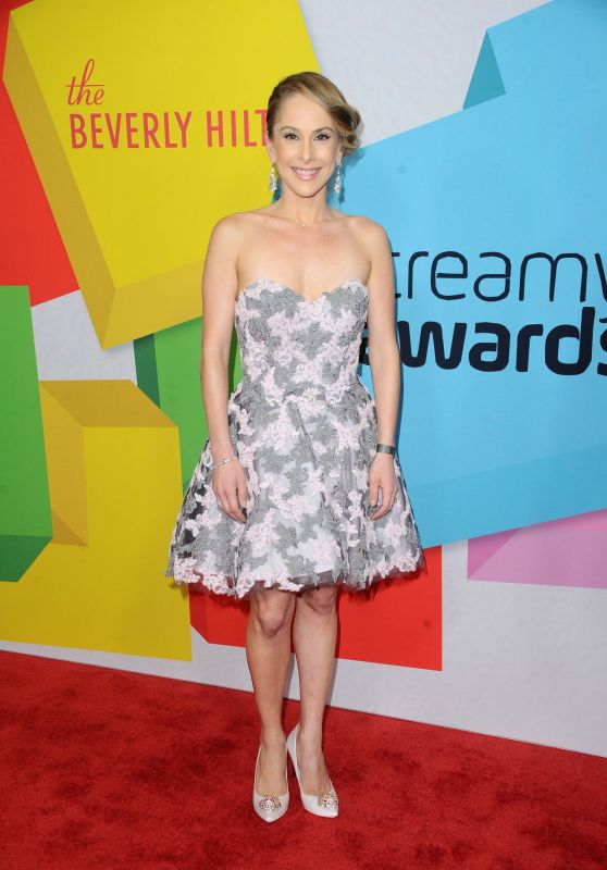 ANA KASPARIAN at 2017 Streamy Awards in Beverly Hills 09/26/2017