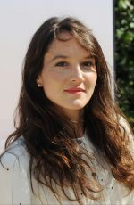 ANAIS DEMOUSTIER at 43rd Deauville American Film Festival Jury Photocall 09/02/2017