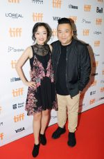 ANDREA BANG at 2017 Toronto International Film Festival Soiree 09/06/2017