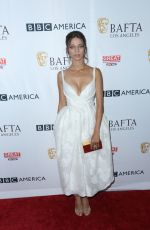 ANGELA SARAFYAN at BBC America Bafta Los Angeles TV Tea Party 09/16/2017