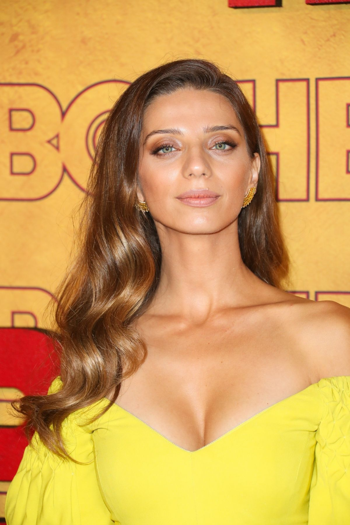 ANGELA SARAFYAN at HBO Post Emmy Awards Reception in Los Angeles 09/17/2017