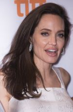 ANGELINA JOLIE at The Breadwinner Premiere at 2017 TIFF in Toronto 09/10/2017