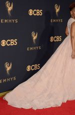 ANIKA NONI ROSE at 69th Annual Primetime EMMY Awards in Los Angeles 09/17/2017