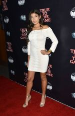 ANJALI WORLD at True to the Game in Los Angeles 09/05/2017