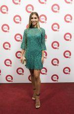 ANN KATHRIN BROMMEL at QVC Vogue Fashion Night in Dusseldorf 09/08/2017