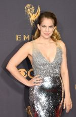 ANNA CHLUMSKY at 69th Annual Primetime EMMY Awards in Los Angeles 09/17/2017