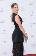 ANNA CHLUMSKY at Metropolitan Opera Opening Night in New York 09/25/2017