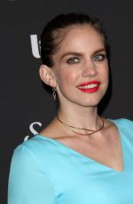 ANNA CHLUMSKY at Television Academy 69th Emmy Performer Nominees Cocktail Reception in Beverly Hills 09/15/2017
