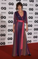 ANNA FRIEL at GQ Men of the Year Awards 2017 in London 09/05/2017