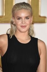 ANNE MARIE at Kingsman: The Golden Circle Premiere in London 09/18/2017