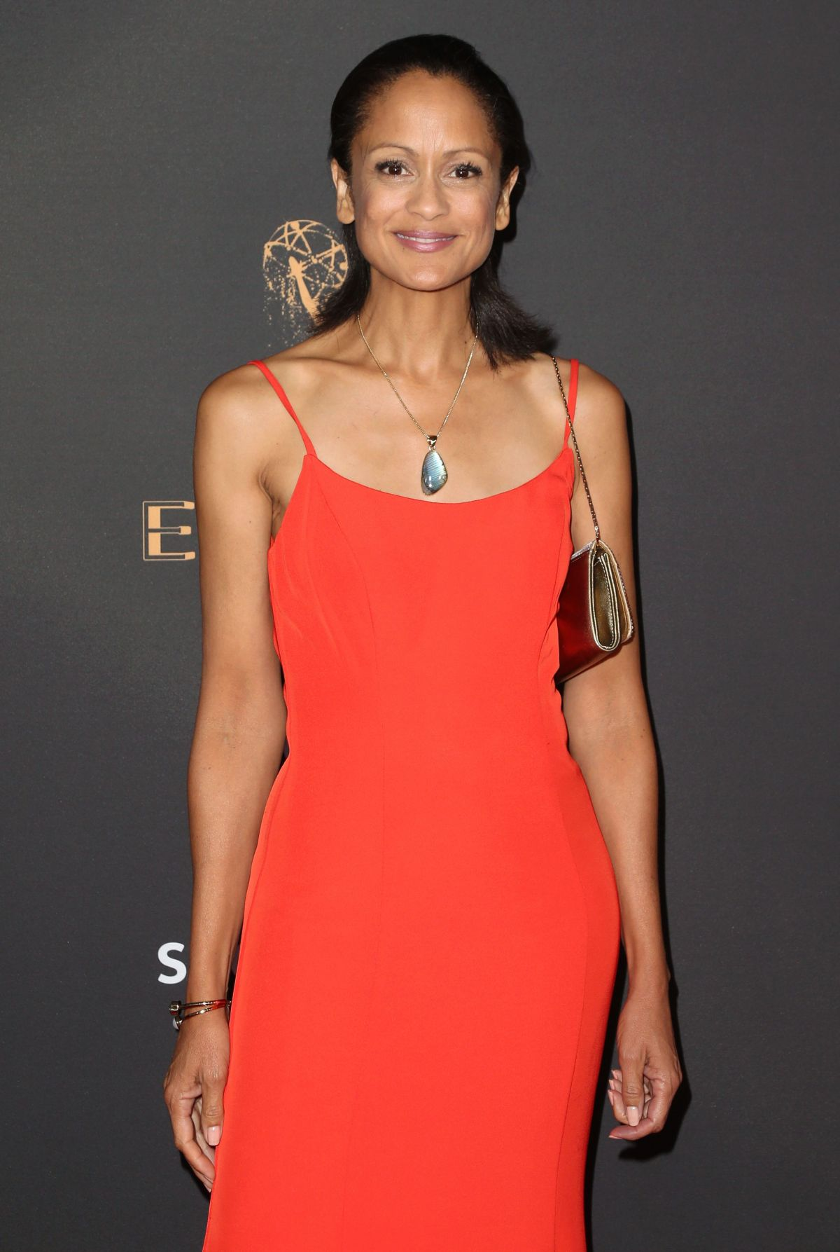 ANNE-MARIE JOHNSON at Dynamic & Diverse Emmy Reception in Los Angeles 09/12/2017