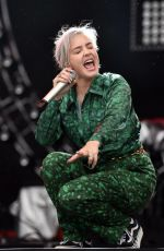 ANNE MARIE Performs at Fusion Festival 2017 in Liverpool 09/03/2017
