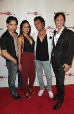 ARIANNA GOMEZ at MundoFlix Launch Party in Studio City 08/28/2017
