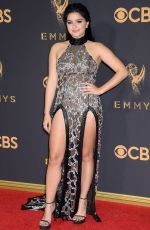 ARIEL WINTER at 69th Annual Primetime EMMY Awards in Los Angeles 09/17/2017