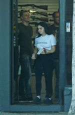 ARIEL WINTER Get Gun Permits in Burbank 09/26/2017