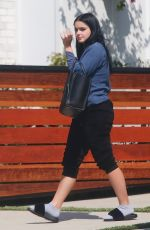 ARIEL WINTER Out and About in Los Angeles 09/20/2017