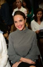 ARIELLE KEBBEL at Cristina Fidelskaya Fashion Show at Paris Fashion Week 09/28/2017