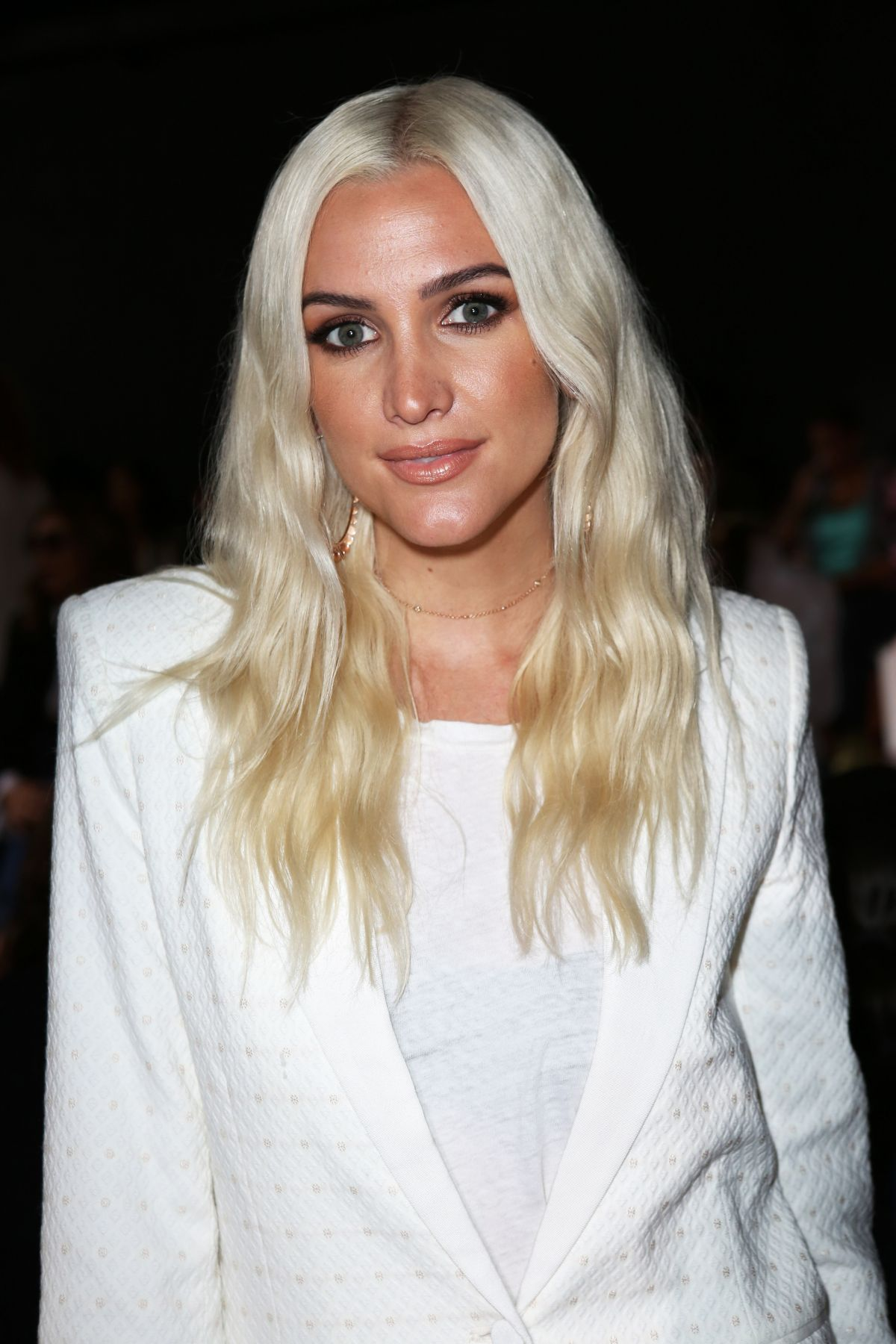 ASHLEE SIMPSON at Zadig & Voltaire Fashion Show at New ... Ashlee Simpson