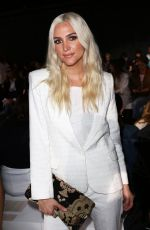 ASHLEE SIMPSON at Zadig & Voltaire Fashion Show at New York Fashion Week 09/11/2017