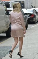 ASHLEY BENSON at Le Coucou French Restaurant in New York 09/08/2017