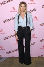 ASHLEY BENSON at Refinery29 Third Annual 29rooms: Turn It Into Art Event in Brooklyn 09/07/2017