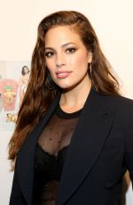 ASHLEY GRAHAM at Vivienne Westwood x Juergen Teller Exhibition Opening at NYFW 09/06/2017