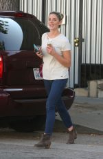 ASHLEY GREENE Out and About in Los Angeles 09/19/2017