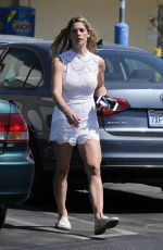 ASHLEY GREENE Out and About in Sherman Oaks 09/23/2017