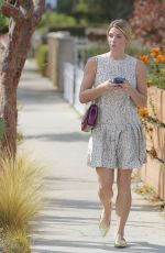 ASHLEY GREENE Out for Lunch in Beverly Hills 09/20/2017