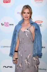 ASHLEY JONES at 6th Annual Celebrity Red Carpet Safety Awareness Event in Culver City 09/23/2017