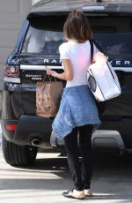 AUDRINA PATRIDGE Leaves Her Home in Los Angeles 09/23/2017