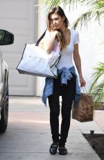 AUDRINA PATRIDGE Out and About in Los Angeles 09/23/2017