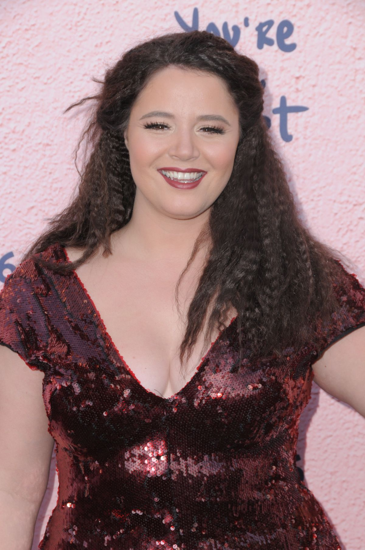 The Worst Makeup Fails Of All Time: AYA CASH And KETHER DONOHUE At You're The Worst Premiere