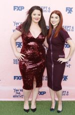 AYA CASH and KETHER DONOHUE at You