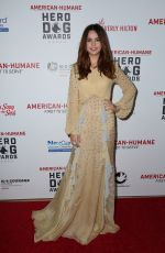 BAILEE MADISON at 7th Aannual Hero Dog Awards in Beverly Hills 09/16/2017