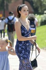 BAILEE MADISON Out and About in Los Angeles 09/09/2017